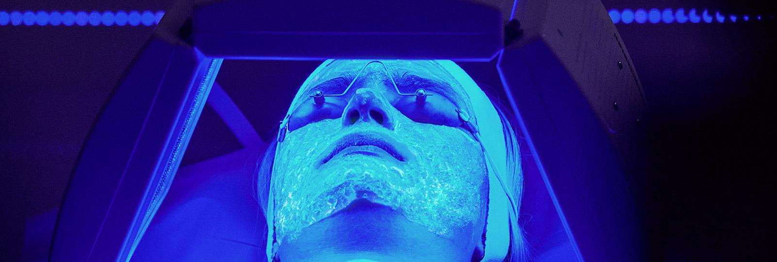 Biophotonische Therapie Hautarzt Dr Andrea Niedermeier